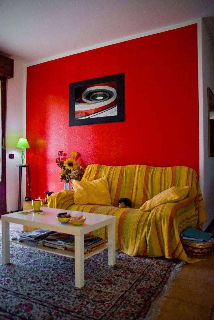 Francesca Vezzani Modern Living Room