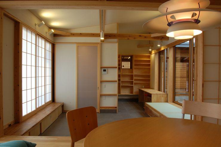 田村建築設計工房 客廳