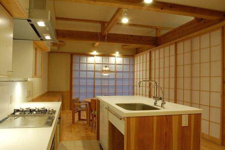 田村建築設計工房 廚房