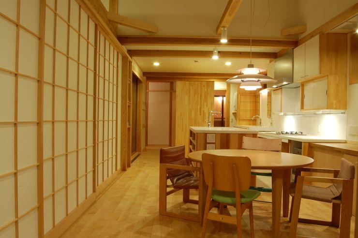 田村建築設計工房 Asian style dining room