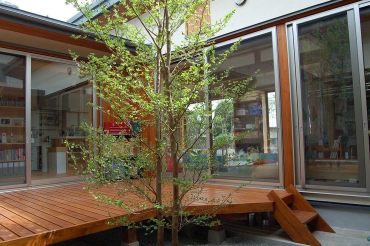 田村建築設計工房 庭院