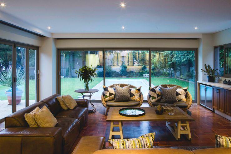 House Pont Swart & Associates Architects Modern living room