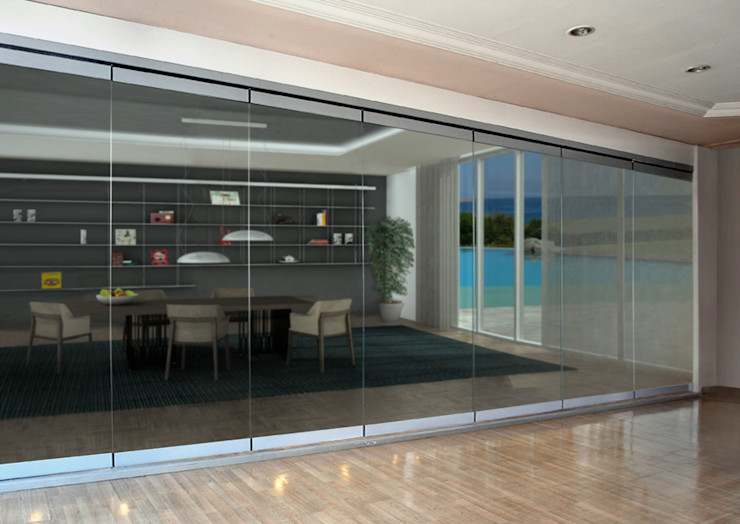 Ayuso Euro Systems Modern Windows and Doors Aluminium/Zinc