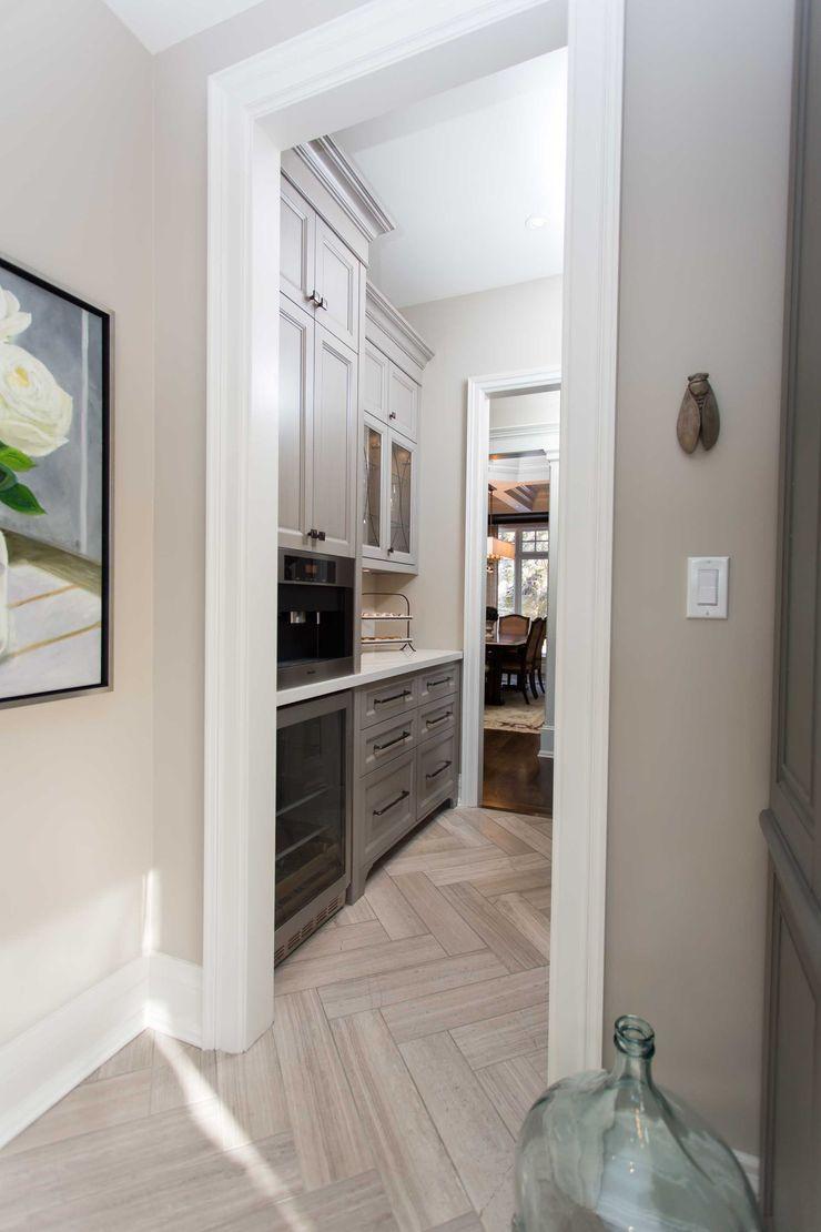 Butler's Pantry Frahm Interiors Kitchen