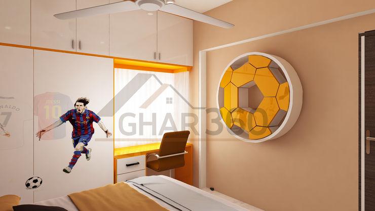 Football Theme Ghar360