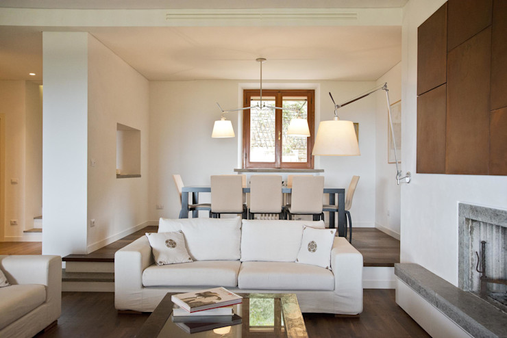 GMC_HOME Caterina Raddi Soggiorno minimalista