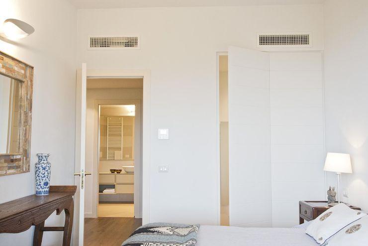 GMC_HOME Caterina Raddi Camera da letto minimalista