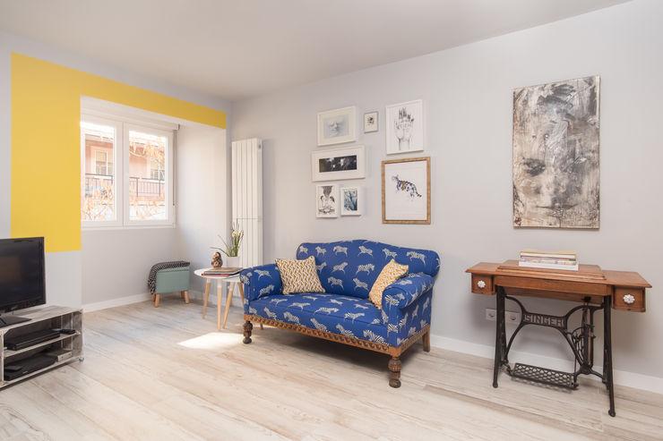 Luzestudio - Fotografía de arquitectura e interiores Living room