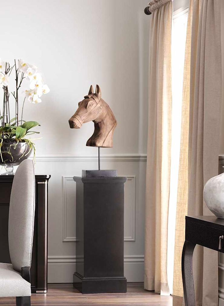 Conexo. Living roomAccessories & decoration Solid Wood Black