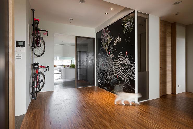 賀澤室內設計 HOZO_interior_design homify Eclectic style dining room