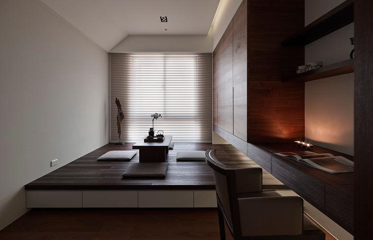 大觀室內設計工程有限公司 Modern study/office