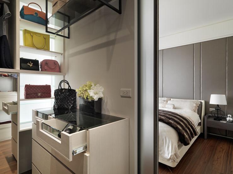 星葉室內裝修有限公司 Classic style bedroom
