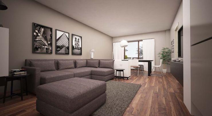 interiorbe SRL Salones modernos