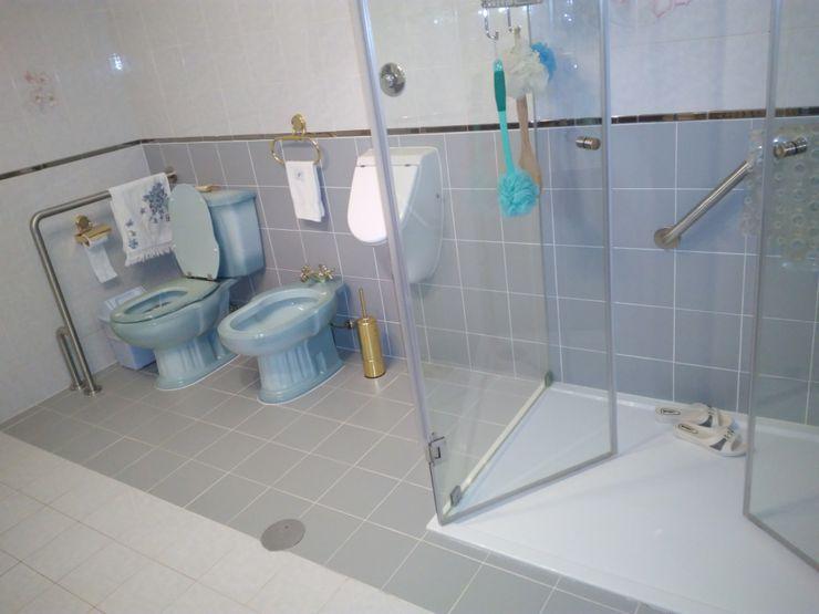 Canoarte, Lda Minimalist style bathroom