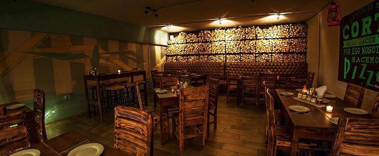 Habanero Mobiliario Gastronomia in stile eclettico