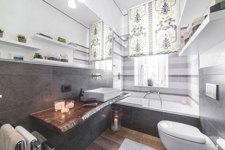 57125 House MODO Architettura Bagno moderno
