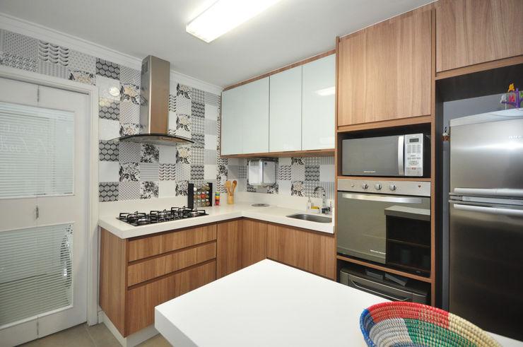 Condecorar Arquitetura e Interiores 廚房