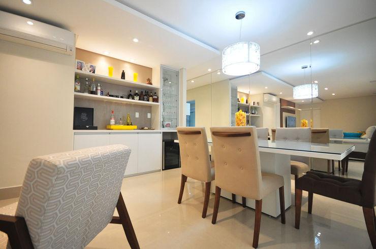 Condecorar Arquitetura e Interiores Salas de jantar clássicas