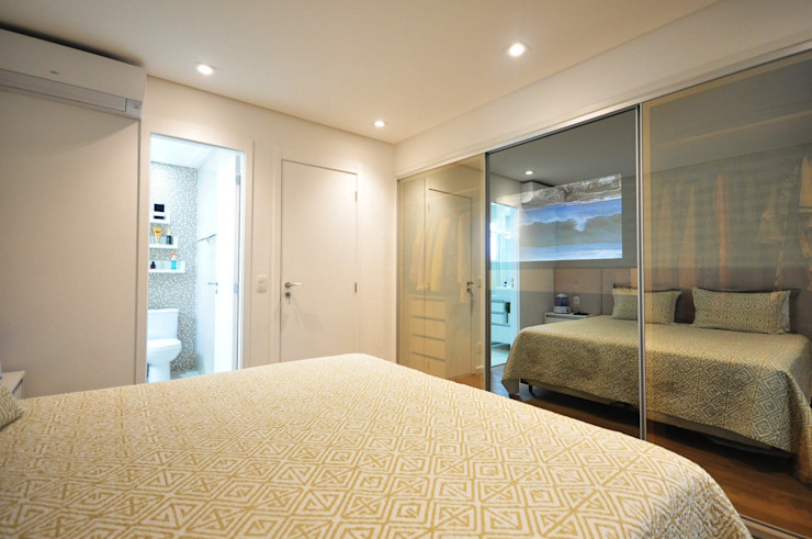 Condecorar Arquitetura e Interiores Quartos clássicos
