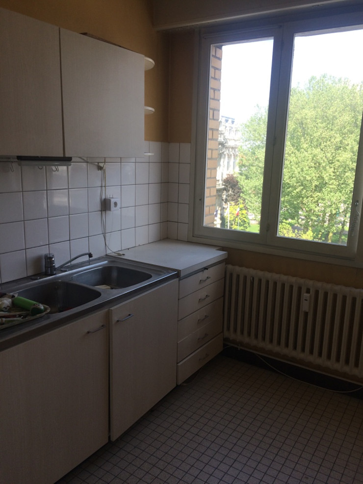 Renovation Appartement Tourcoing Unlimited Design Lab