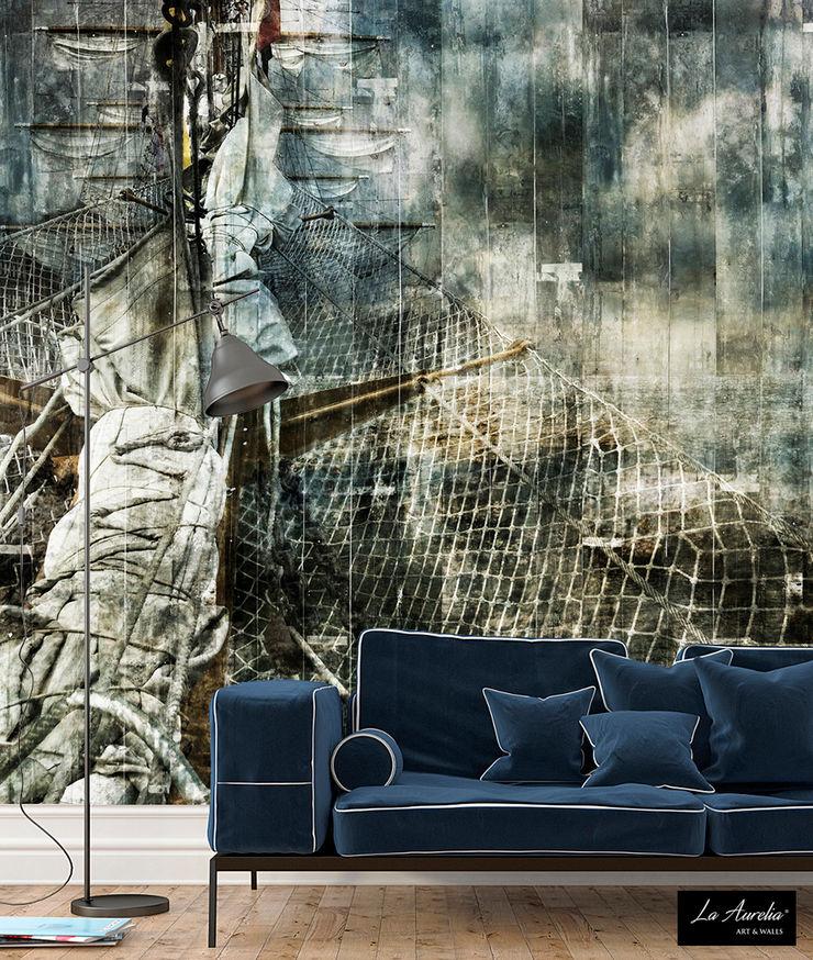 La Aurelia Walls Blue