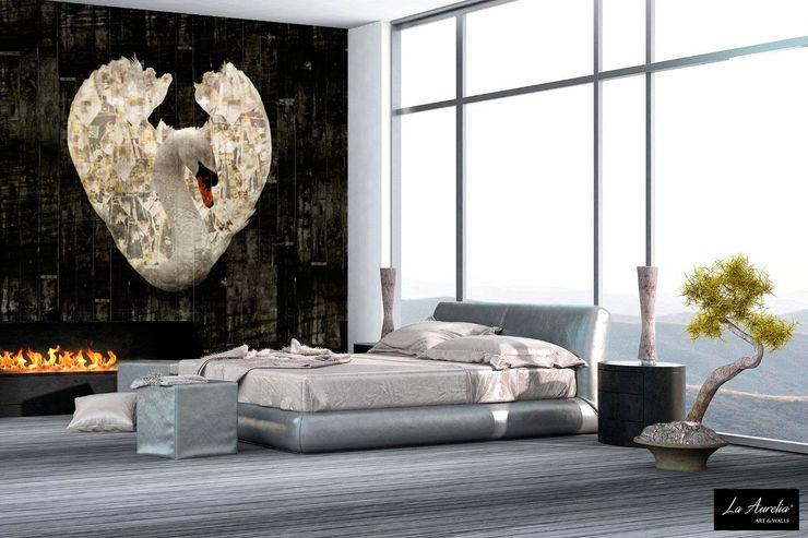 La Aurelia Modern Walls and Floors Grey
