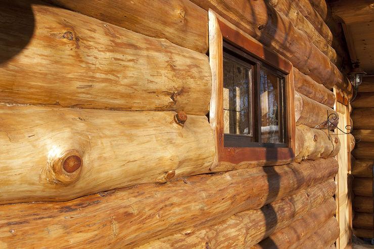 Техно-сруб Будинки Дерево