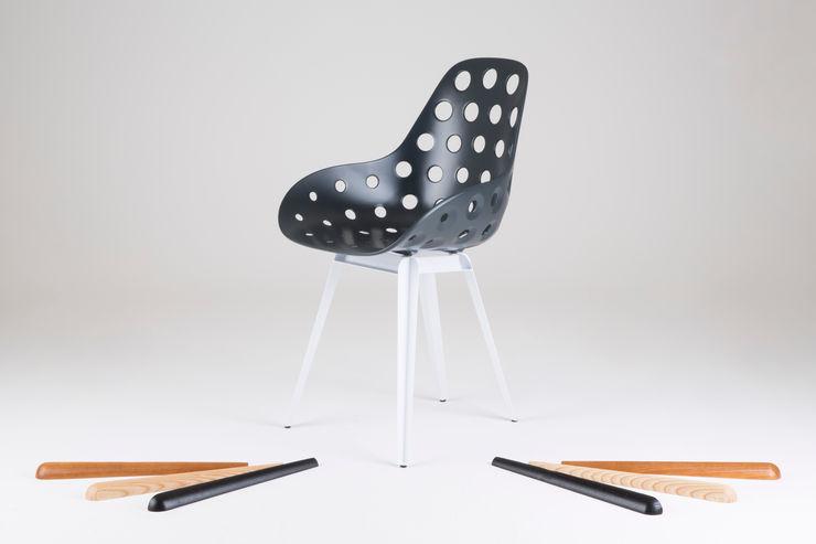 Slice chair Studio Sander Mulder EstudioSillas