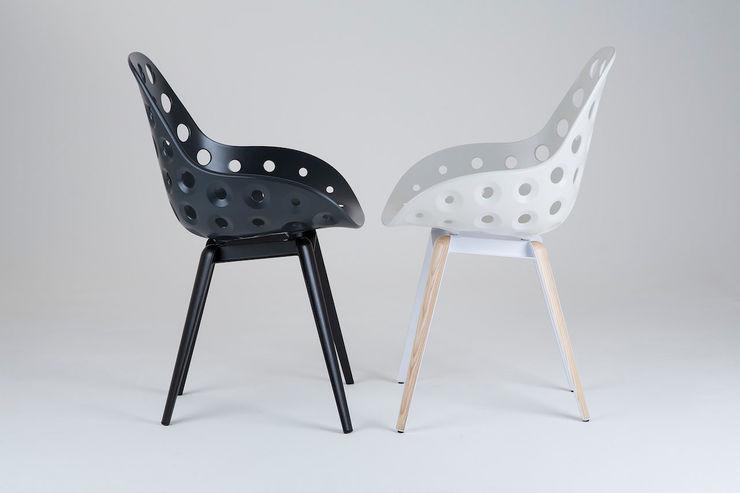 Slice chair Studio Sander Mulder Oficinas y tiendas