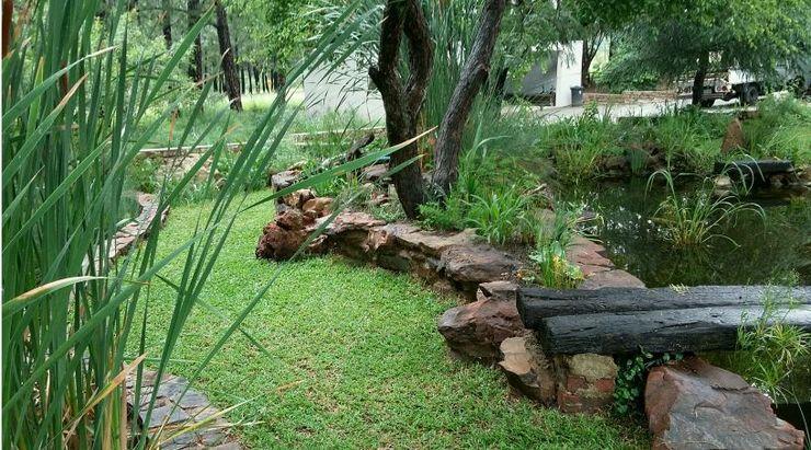 Large Country Garden Young Landscape Design Studio Garden