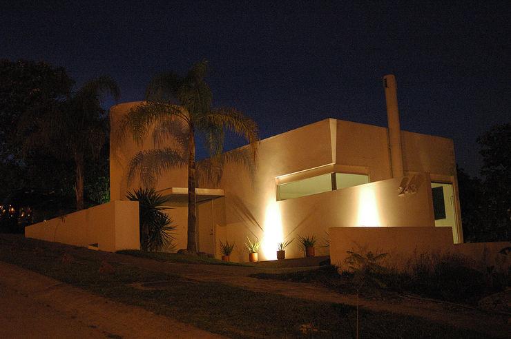 Can HeL Taller A3 SC Casas modernas Blanco