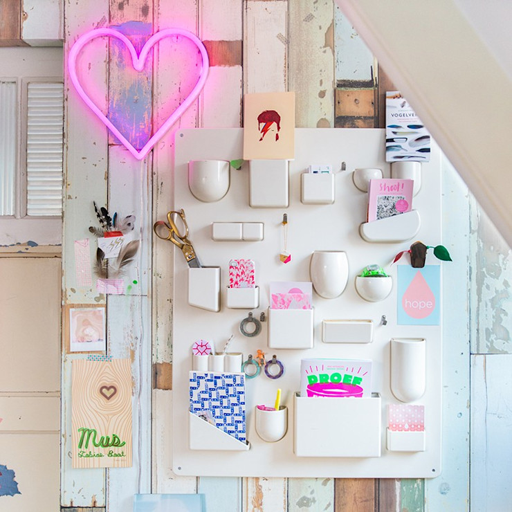 FittinQ BedroomLighting Plastic Pink