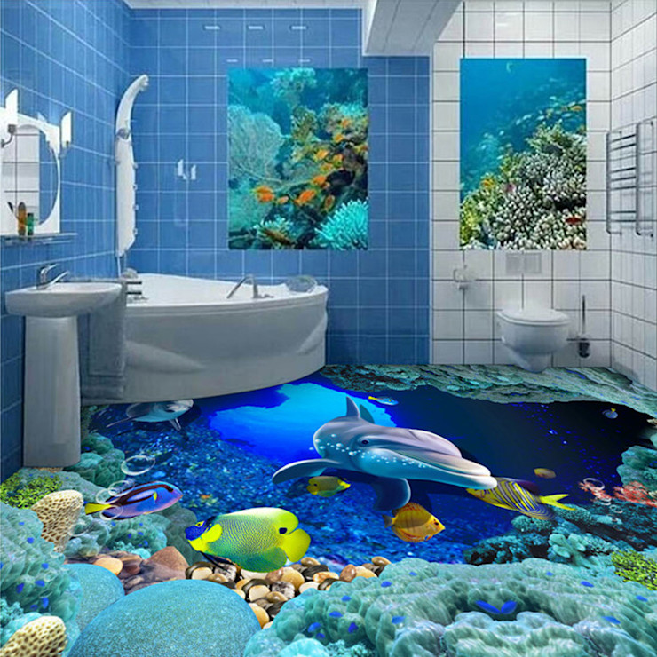 Tutto Tetto Di Shein Vitaliy BathroomDecoration