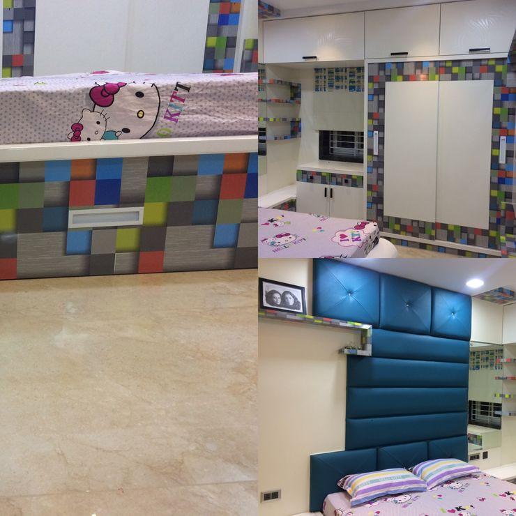 Daughter Bedroom Nabh Design & Associates 臥室