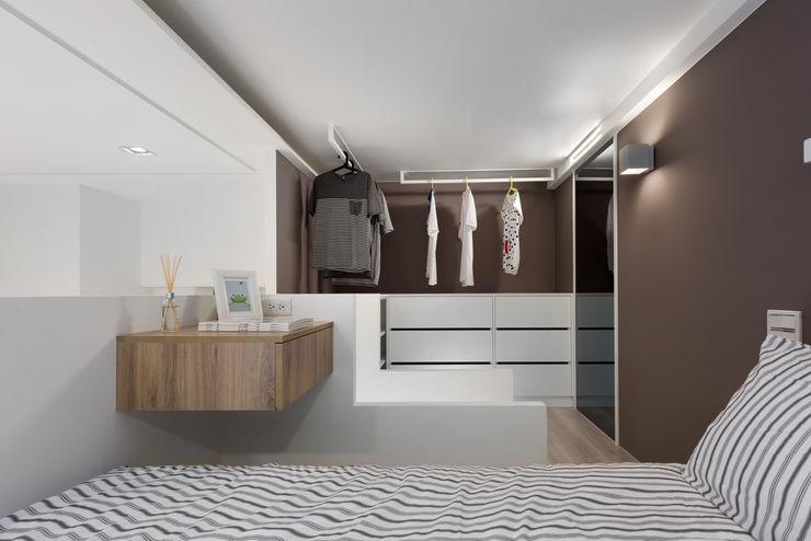 倍果設計有限公司 Scandinavian style dressing room
