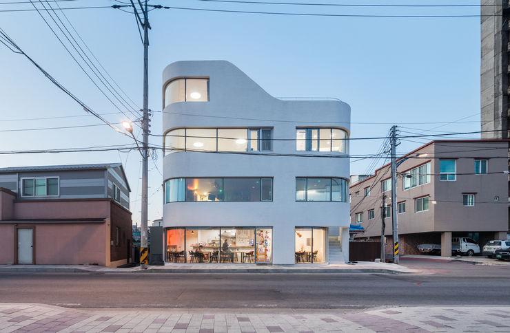 CoRe architects Будинки