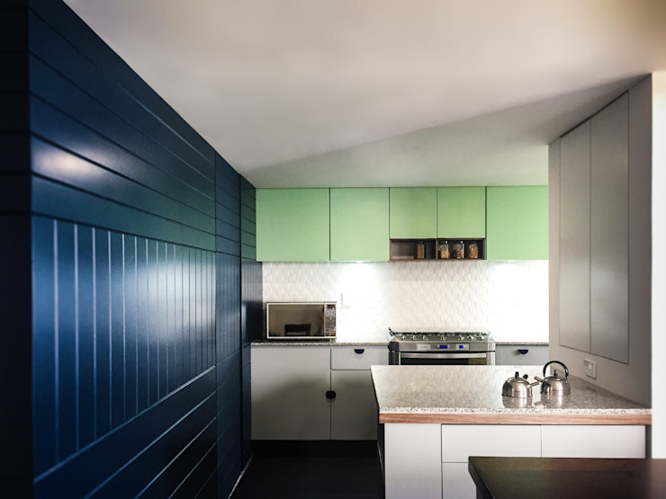 Casa Agustín Sentido Arquitectura Cocinas modernas