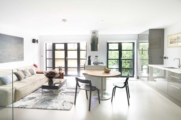 ESTHERRICO Design & Businness Comedores de estilo moderno
