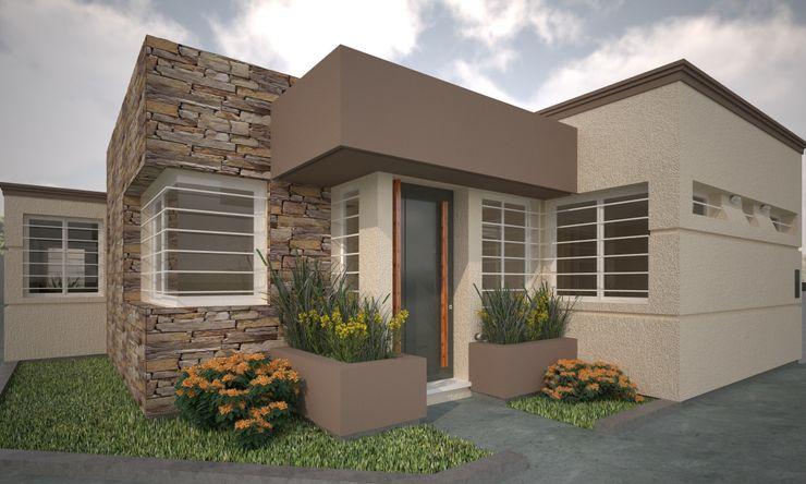 Estudio Barrios Astuto Modern Houses
