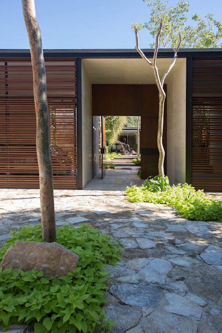FGO Arquitectura Modern houses Concrete Grey