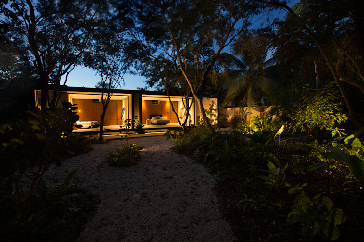 FGO Arquitectura Modern houses Concrete