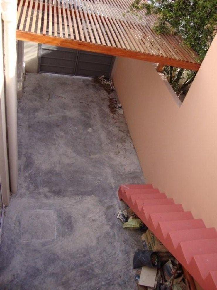 ARQUITECTA MORIELLO Koridor & Tangga Modern