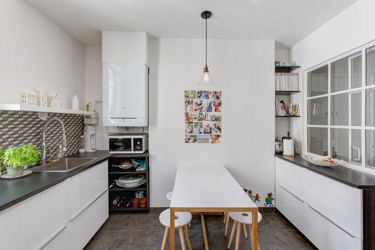 Mon Concept Habitation Cocinas de estilo minimalista