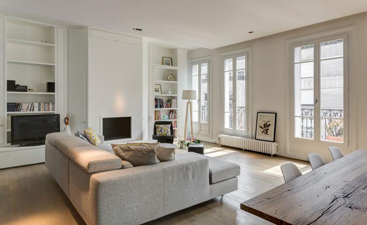 Mon Concept Habitation Salas de estilo escandinavo