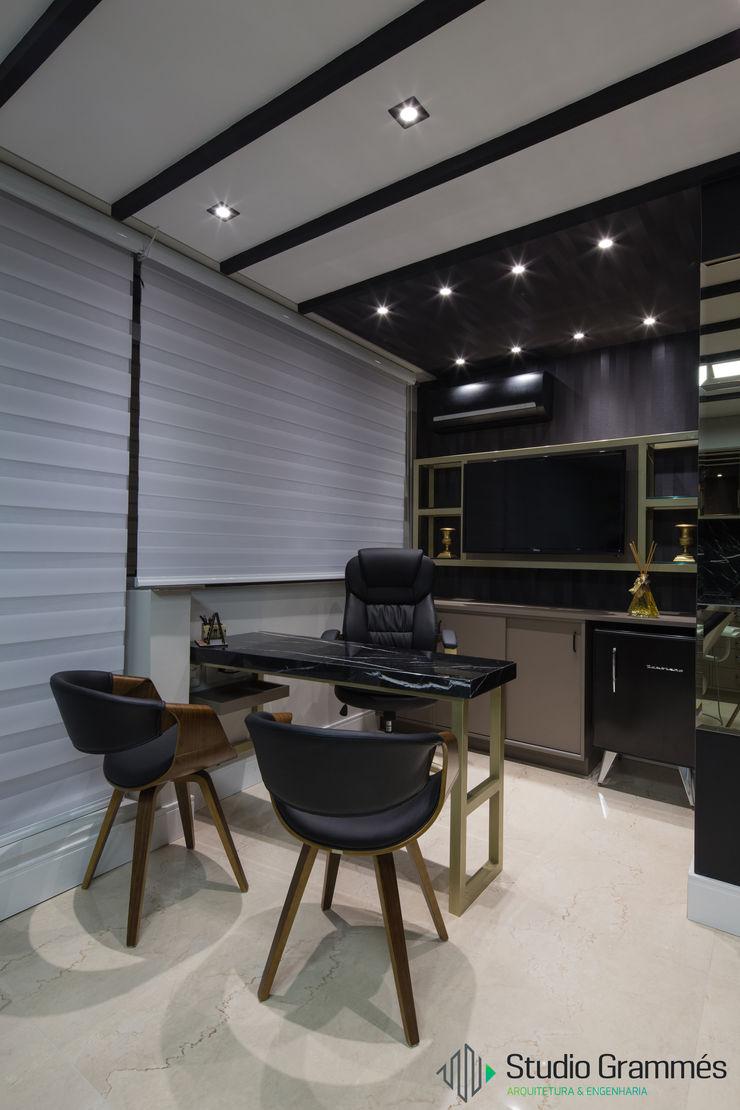 Studio Grammés • Arquitetura Cliniques modernes