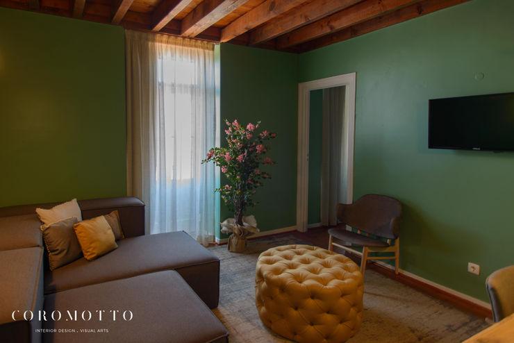 Coromotto Interior Design Hotels