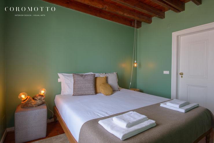 Coromotto Interior Design Hotel in stile eclettico