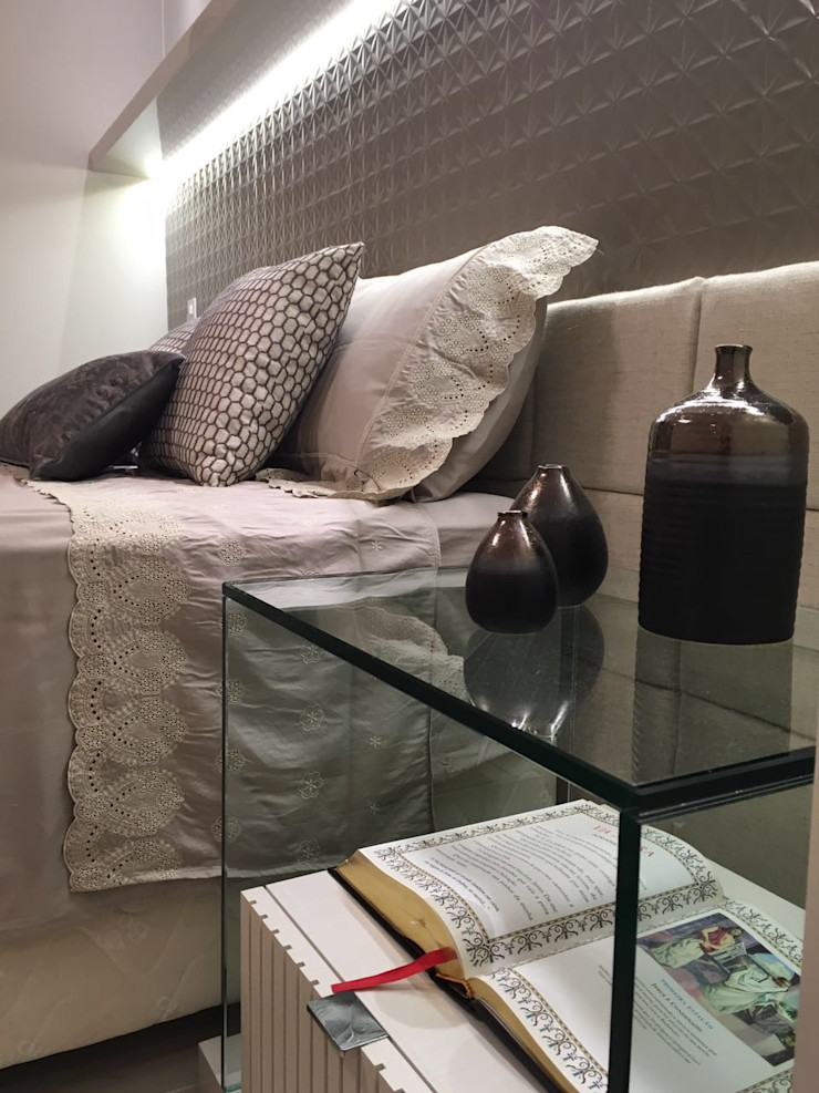 NW Arquitetura Dormitorios tropicales