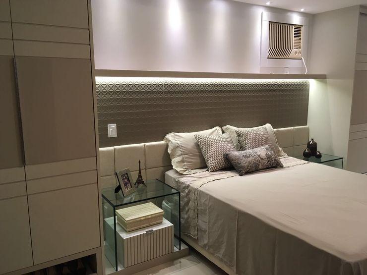 NW Arquitetura Dormitorios modernos: Ideas, imágenes y decoración