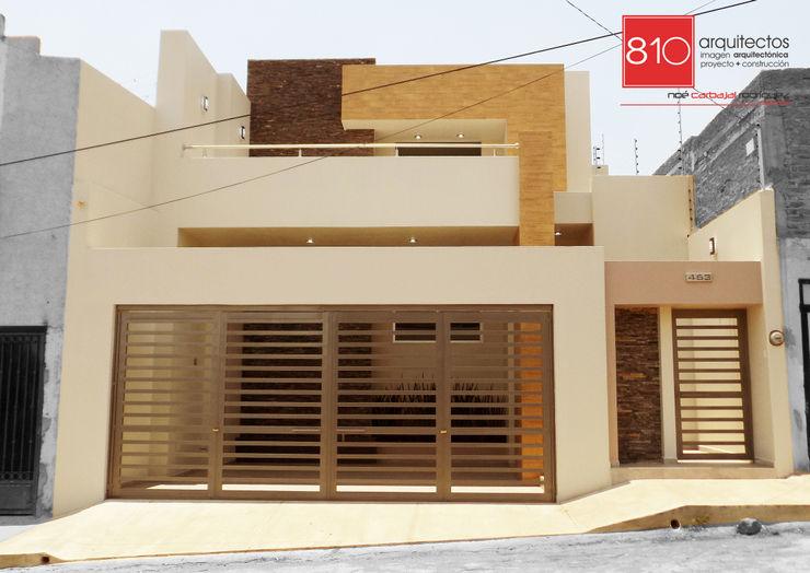 Casa Habitación. de León Martínez 810 Arquitectos Casas modernas